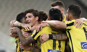 ΑΕΚ-Ατρόμητος 3-0: Τριάρα στο ντεμπούτο Γιαννίκη (photos+video)