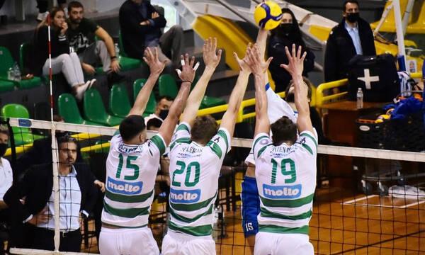 Παναθηναϊκός - Ανδρεόπουλος: «Ήταν πρεμιέρα αλλά μπήκαμε πολύ συγκεντρωμένοι και πήραμε τη νίκη»