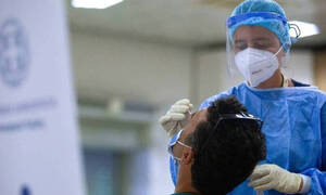 Κρούσματα σήμερα: 3.164 νέες μολύνσεις - 43 θάνατοι και 347 διασωληνωμένοι