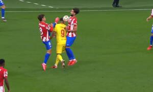 Champions League: Απευθείας κόκκινη στον Γκριζμάν για «καρατιά» στον Φιρμίνο (video)