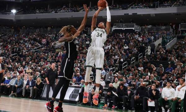 NBA: Τα καλύτερα του Γιάννη Αντετοκούνμπο (video)