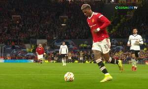 Champions League: Ξανά στο κόλπο με Ράσφορντ η Μάντσεστερ Γιουνάιτεντ (videos)
