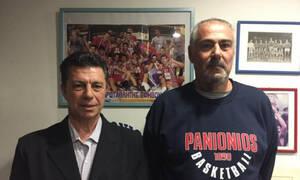 Απέραντη θλίψη στο ελληνικό μπάσκετ και τον Πανιώνιο: Πέθανε ο Παναγιώτης Μουχτούρης