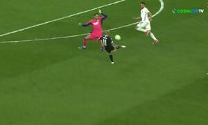 Κοπεγχάγη-ΠΑΟΚ: Με δέκα οι Δανοί από το 9'! - Άγγιξε το 0-1 ο Μπίσεσβαρ (video)
