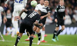 Κοπεγχάγη-ΠΑΟΚ: Ασίστ ο Ζίβκοβιτς και γκολ ο Σίντκλεϊ για το 0-1! (video+photos)