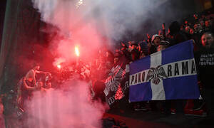 Κοπεγχάγη-ΠΑΟΚ 1-2: Η ένταση του Λουτσέσκου και οι πανηγυρισμοί με τον κόσμο! (video+photos)