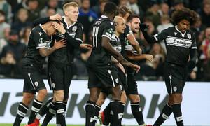 Κοπεγχάγη-ΠΑΟΚ 1-2: Στην κορυφή οι Θεσσαλονικείς - Η βαθμολογία πριν το ματς της Σλόβαν (photos)