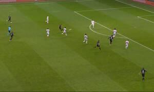 Άιντραχτ-Ολυμπιακός: «Χτύπημα» από Καμάντα και 3-1 (video)
