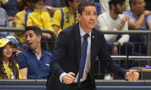 Σφαιρόπουλος: «Κρατάμε την νίκη και το πώς παίξαμε για τρία δεκάλεπτα»