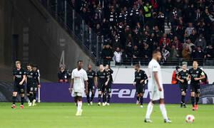 Άιντραχτ Φρανκφούρτης-Ολυμπιακός 3-1: Πλήρωσε τα λάθη στην άμυνα - Έχασε την κορυφή (photos+videos)