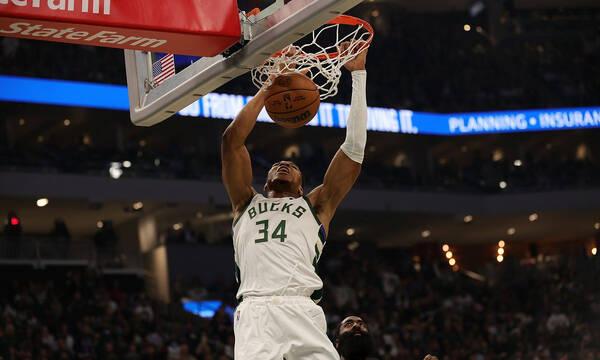 NBA: Απότομη προσγείωση για Μπακς (video+photos)