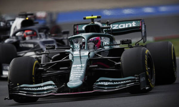 Formula 1: Με ποινή στις ΗΠΑ ο Φέτελ