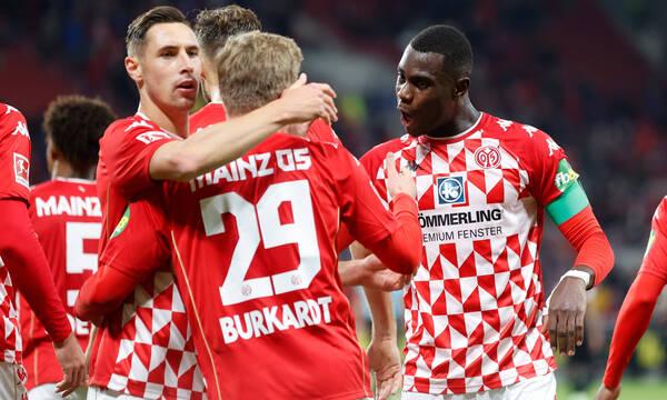 Bundesliga: Επιστροφή με τεσσάρα για Μάιντζ (video)
