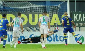 Αστέρας Τρίπολης-Παναθηναϊκός 2-1: Τα γκολ της αναμέτρησης (vid+pics)