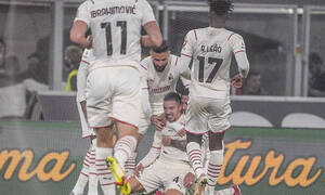 Serie A: Ματς… ροντέο με νικήτρια Μίλαν! (Video+Photos)