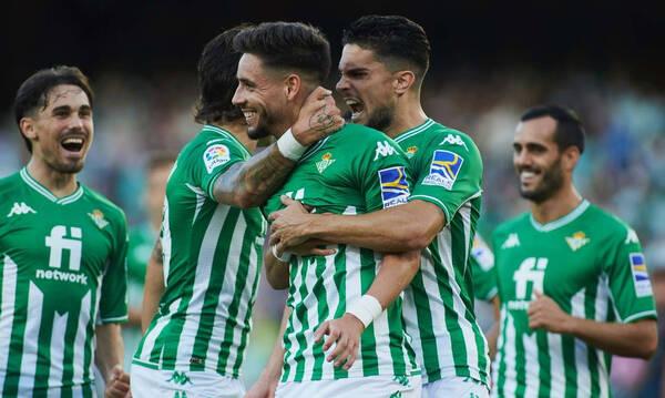La Liga: Ματσάρα ανάμεσα σε Μπέτις και Βαγεκάνο, χαμογέλασαν οι γηπεδούχοι (Photos)