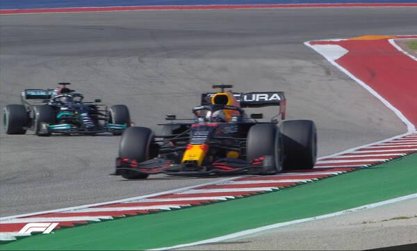 Formula 1: Άντεξε ο Φερστάπεν και φουλάρει για τίτλο (photos)