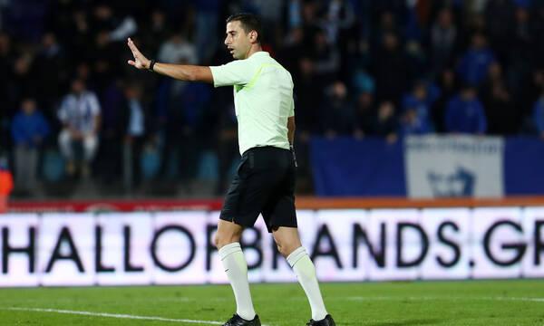 Κύπελλο Ελλάδας: Ευαγγέλου στο Περιστέρι - Οι διαιτητές της 5ης φάσης