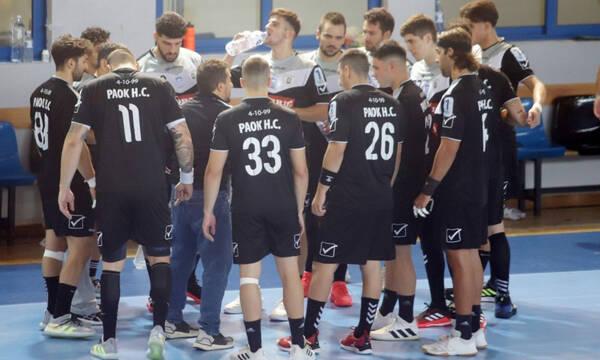 EHF European Cup: Στο… δρόμο του ΠΑΟΚ η Τέναξ Ντόμπελε