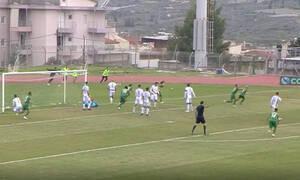 Λεβαδειακός-Αστέρας Τρίπολης: Το γκολ που έκρινε την πρόκριση - Σκόραρε στο 96' ο Νίκας (video)