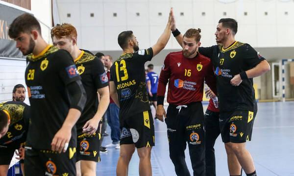 European League χάντμπολ: Τεράστιο «διπλό» η ΑΕΚ στη Γαλλία με buzzer beater!