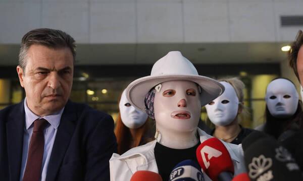 Ιωάννα Παλιοσπύρου: Συγκλονιστικές στιγμές μετά την απόφαση του Δικαστηρίου - «Σας ευχαριστώ όλους»