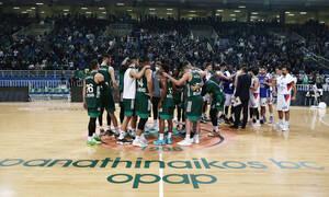 Euroleague: Επιβλητικός ο Παναθηναϊκός ΟΠΑΠ - Τα αποτελέσματα και η βαθμολογία (videos+photos)