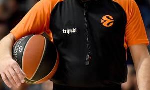 Παναθηναϊκός ΟΠΑΠ-Βιλερμπάν: Οι διαιτητές της αναμέτρησης