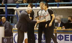 Διαιτησία: «Λάδι» έβγαλε ο Μπήτης τους διαιτητές στο Ηρακλής-Ολυμπιακός