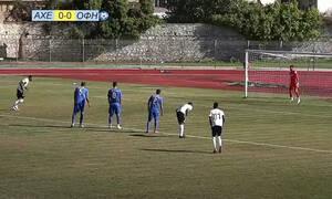 Αχέρων Καναλακίου-ΟΦΗ 0-1: Έβγαλε την υποχρέωση με ανύπαρκτο πέναλτι (video+photos)